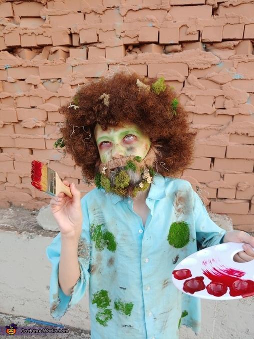 Bob Moss Homemade Costume