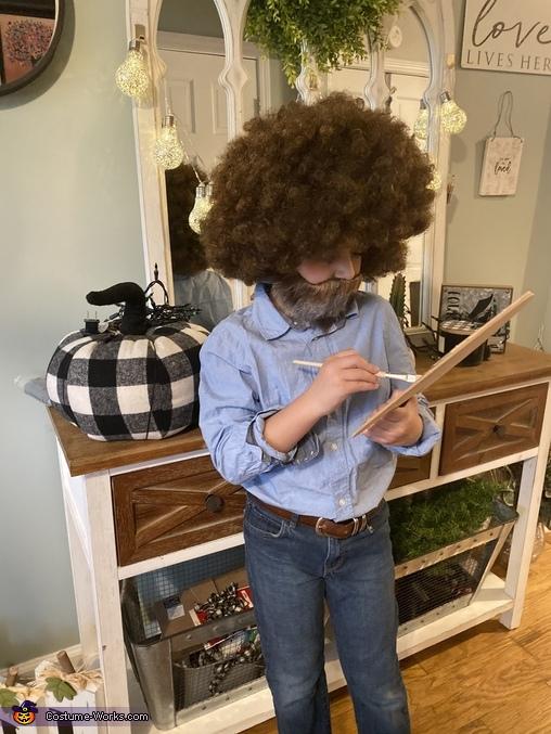 Bob Ross, Bob Ross Costume