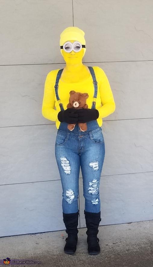 Bob the Minion Costume