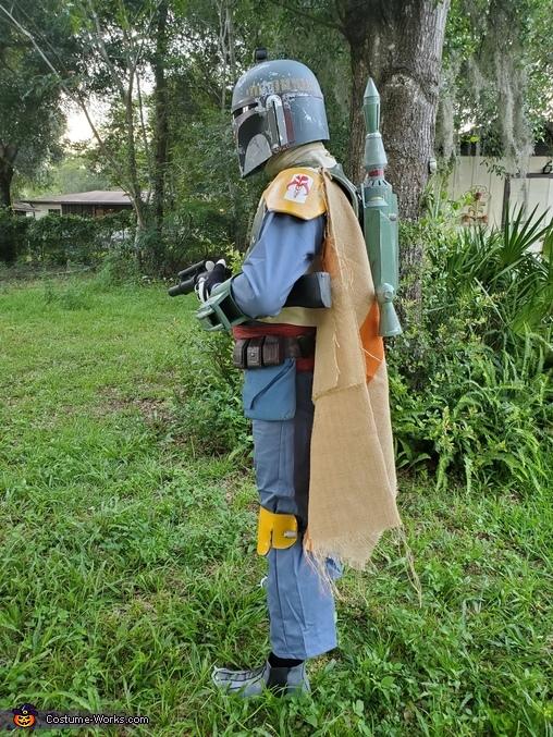 Boba Fett Homemade Costume