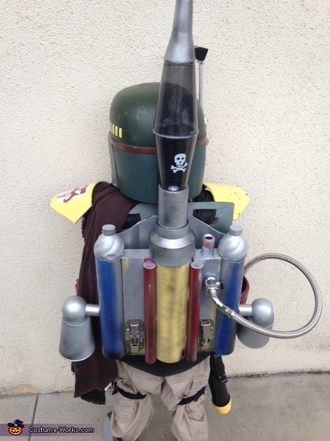 Andrew Fish - Boba Fett 2, Boba Fett Costume