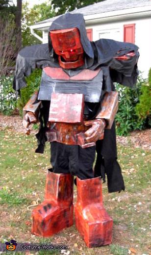 Rusty Robot Costume