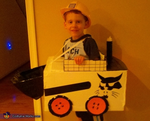 Bobcat - Homemade costumes for boys