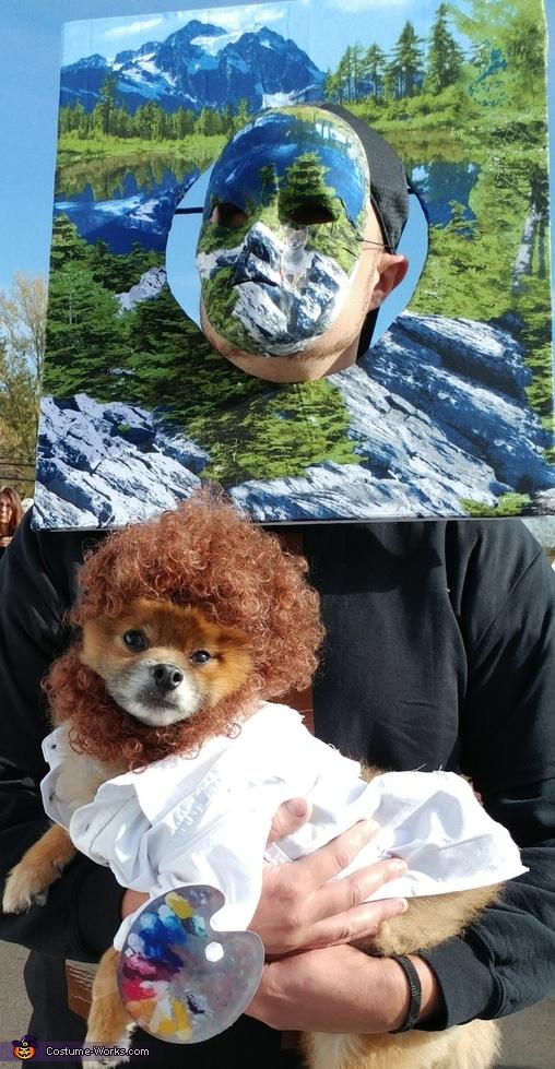 Bob's dog, Ross Costume