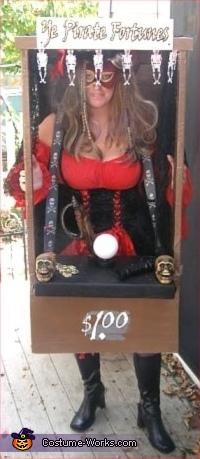 Pirate Fortune Teller Costume