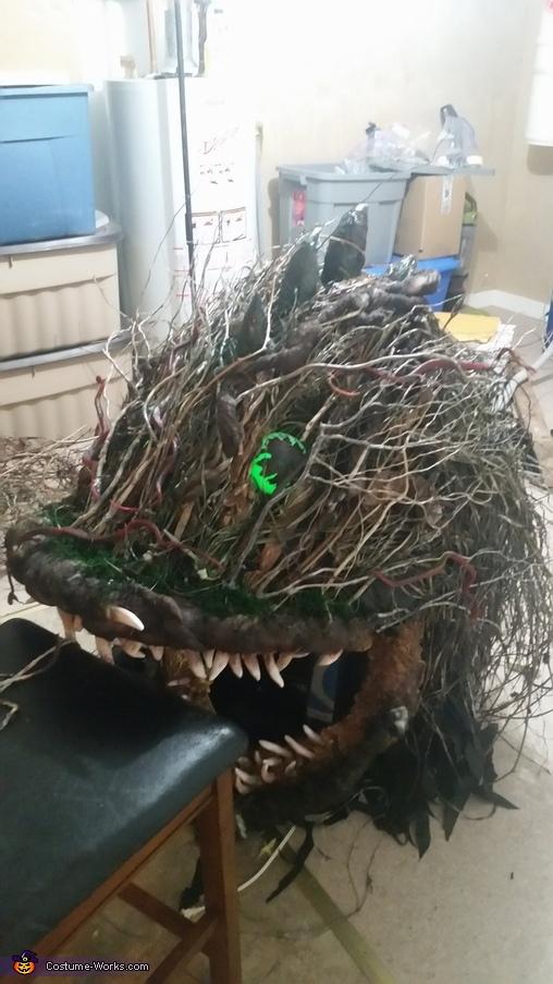 Made a few changes., Bog Swamp Monster Costume