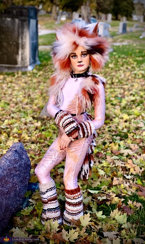 Bombalurina from Cats Costume