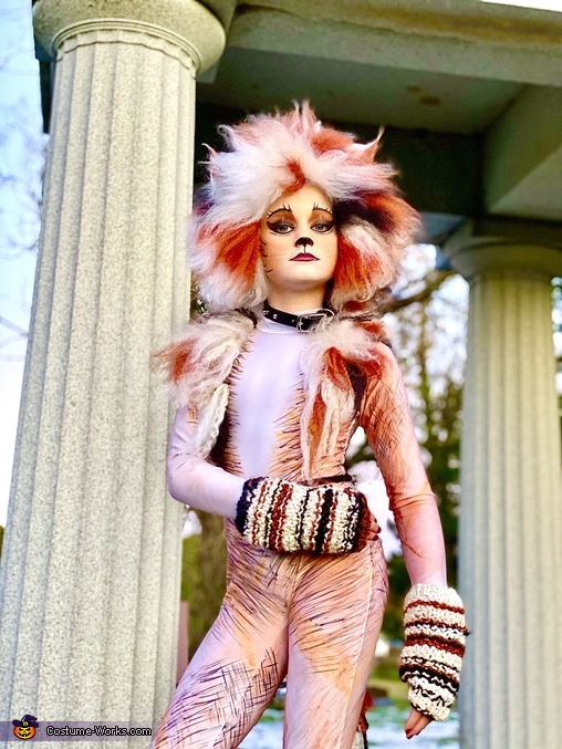 Bombalurina Homemade Costume