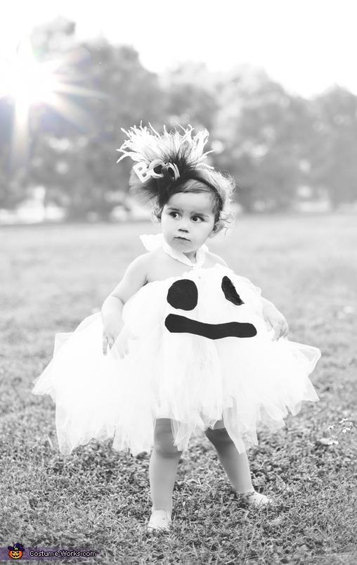 Boo-llerina Costume