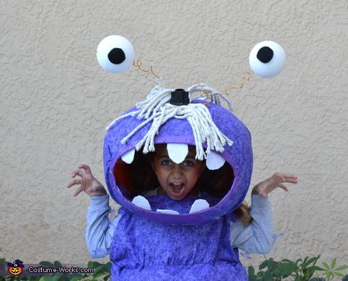 SCARY BOO, Boo Costume