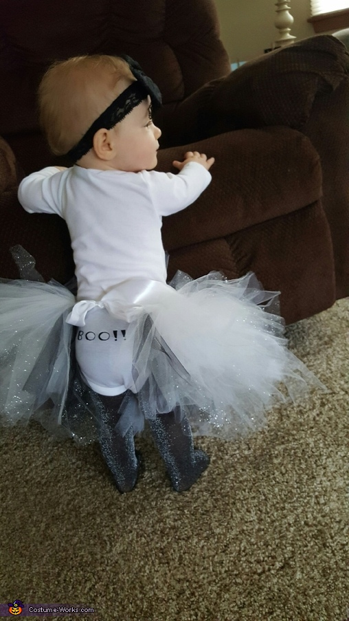 Booooo, Boo Costume