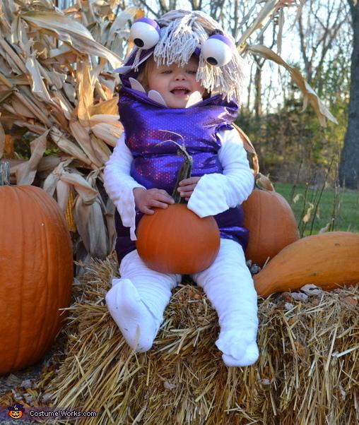 Boo Baby Costume