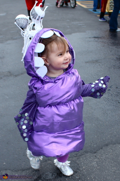 boo from monsters inc costume - Monsters Inc Baby Halloween Costumes