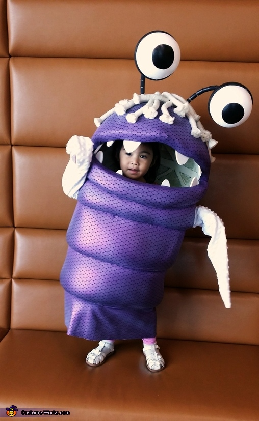 Boo from Monsters Inc. Costume