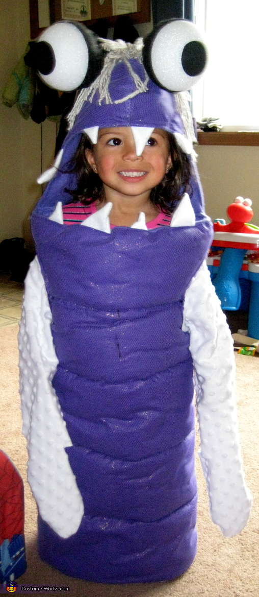 Boo from Monsters Inc. Homemade Costume  sc 1 st  Costume Works & Boo from Monsters Inc. Halloween Costume - Photo 4/7