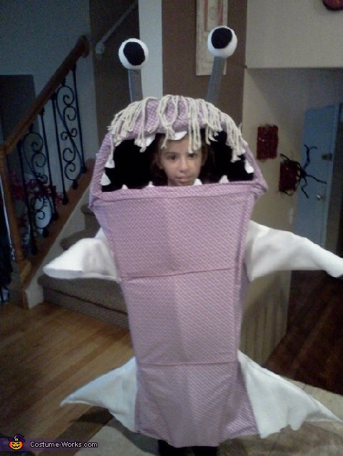 Boo Monsters, Inc. Costume