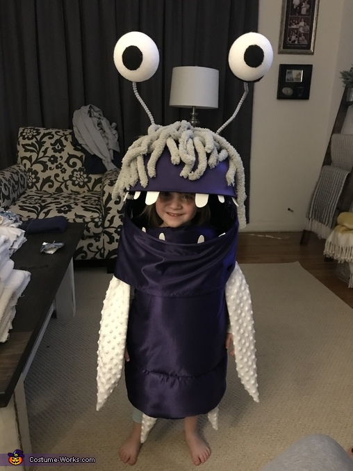 Boo Monsters Inc. Costume