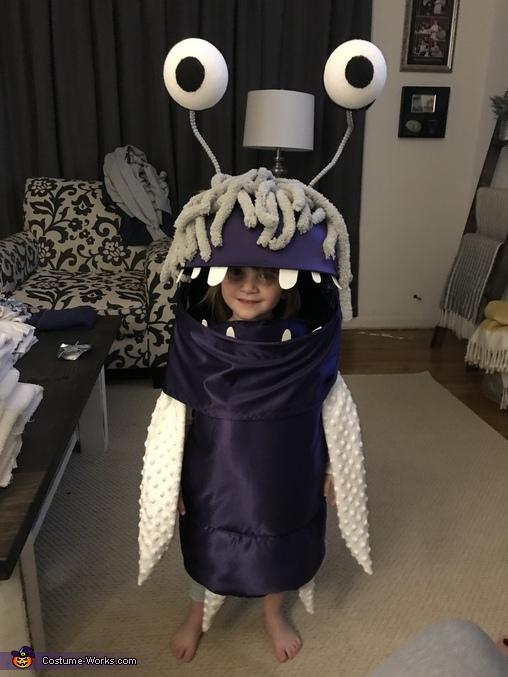 Boo, Boo Monsters Inc. Costume