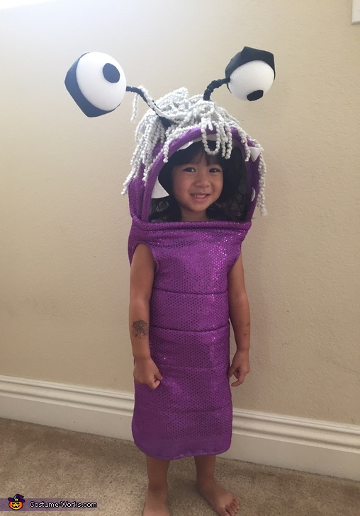 Boo Monsters Inc Costume