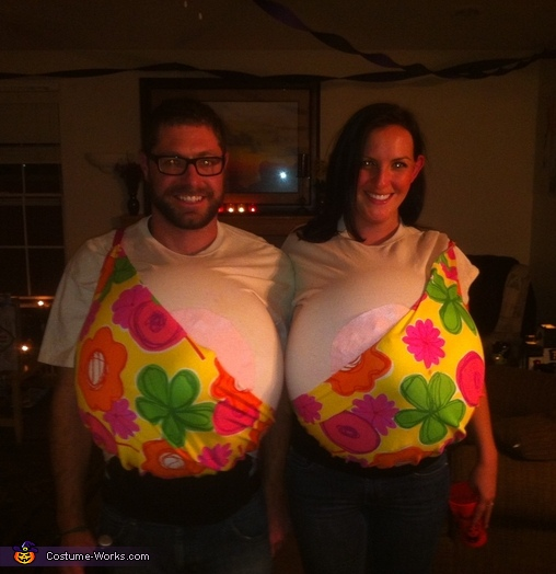 Boobs Costume