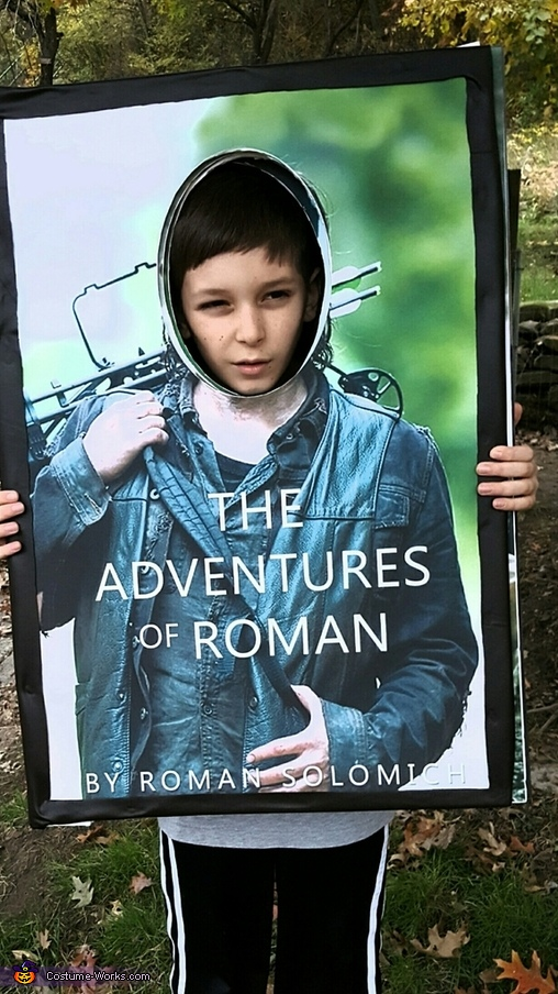 """The Adventures of Roman"" Book Costume"
