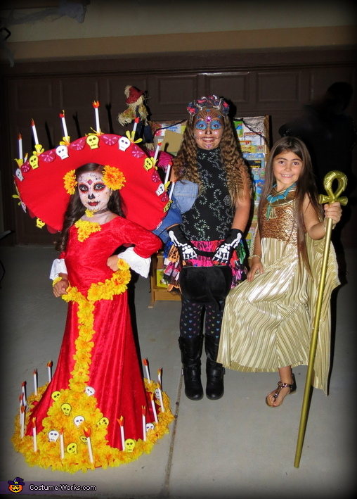 La Muerte (Book of Life) Trick or Treat, Book of Life La Muerte Costume