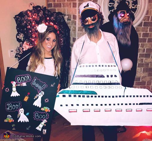 BOOs Cruise Costume