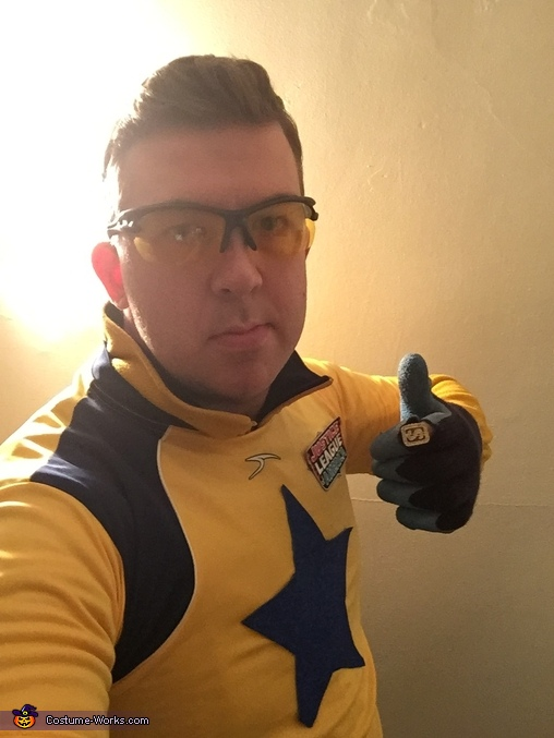 Booster Gold Costume
