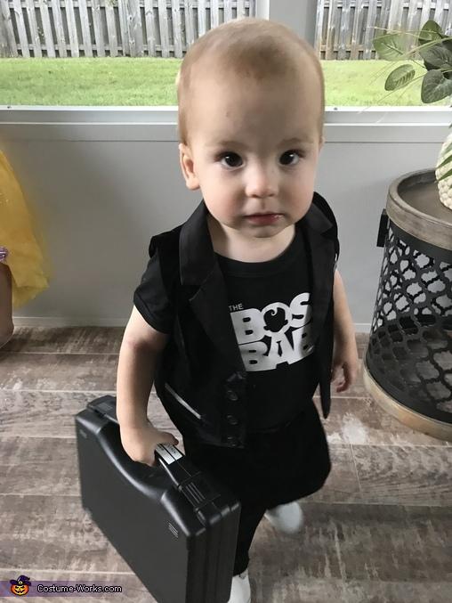 boss baby costume