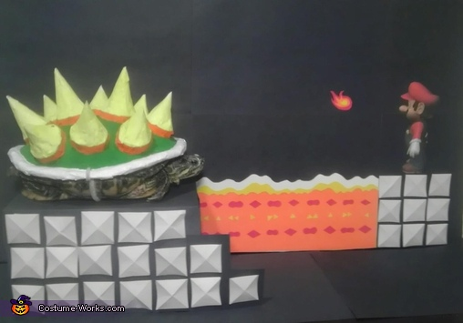 Bowser Turtle Costume Ideas For Pets Diy Costumes Under 45