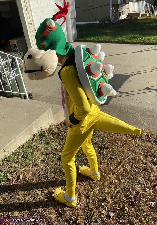 Bowser Jr. Costume