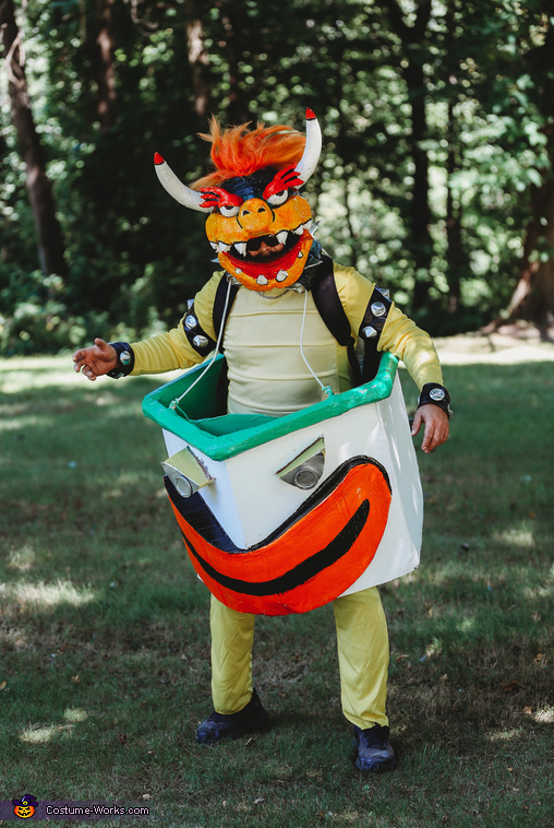 Bowser Mario Kart Costume