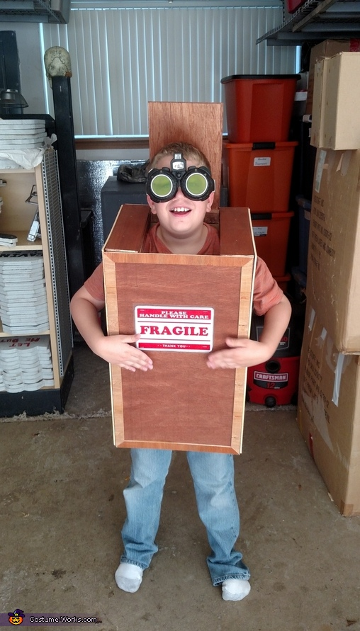 Box Troll Costume