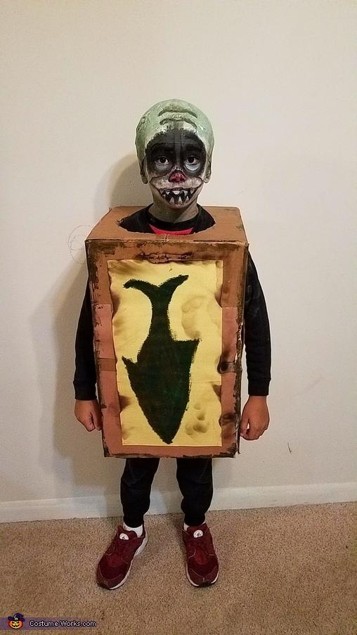 Box Troll Costume