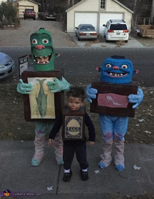 Boxtrolls Costumes
