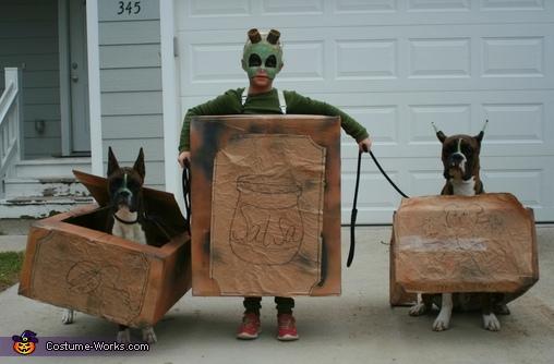 Boxtrolls Costume