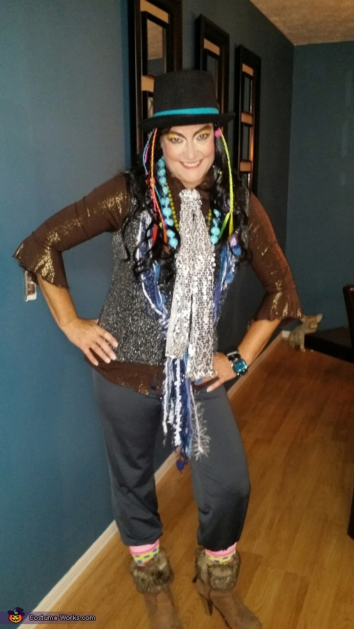 Boy George Costume Photo 2 2