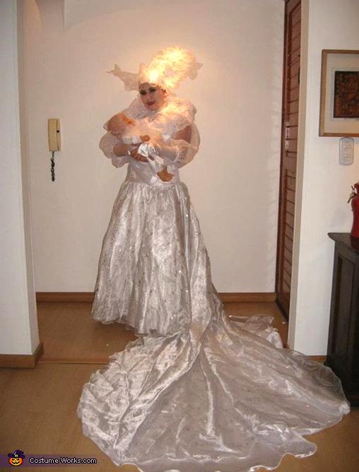 Lucy Bram Stoker's Dracula Costume