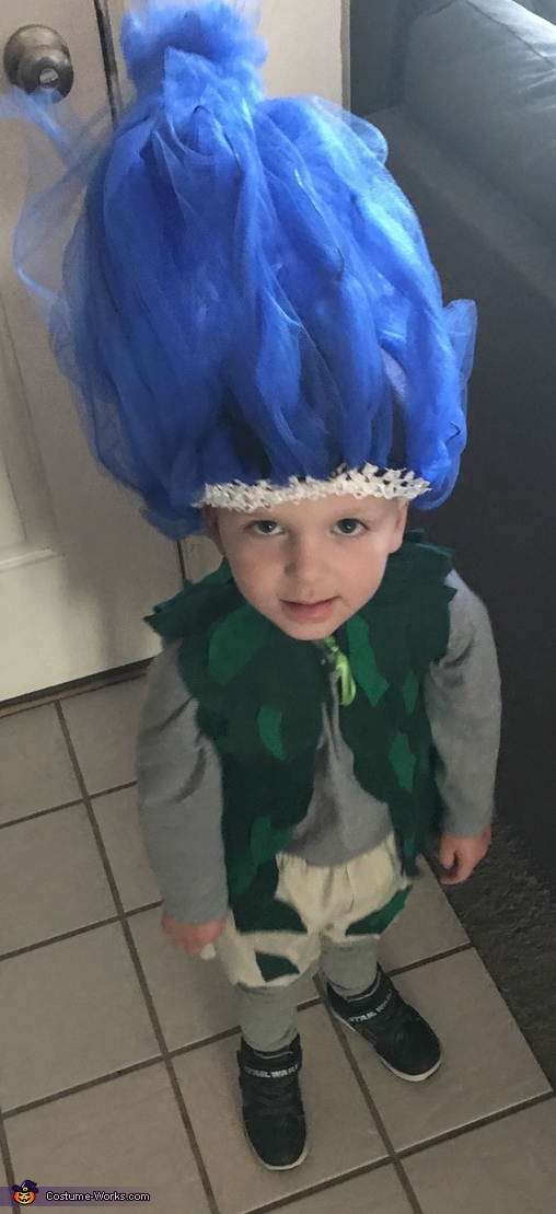 Branch the Troll Costume