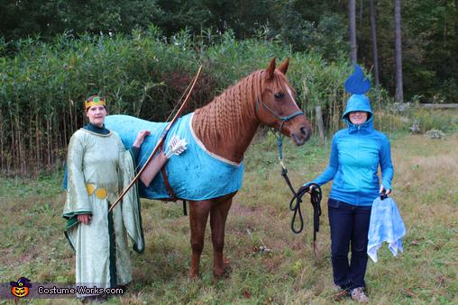 Brave Trio, Brave Trio Costume