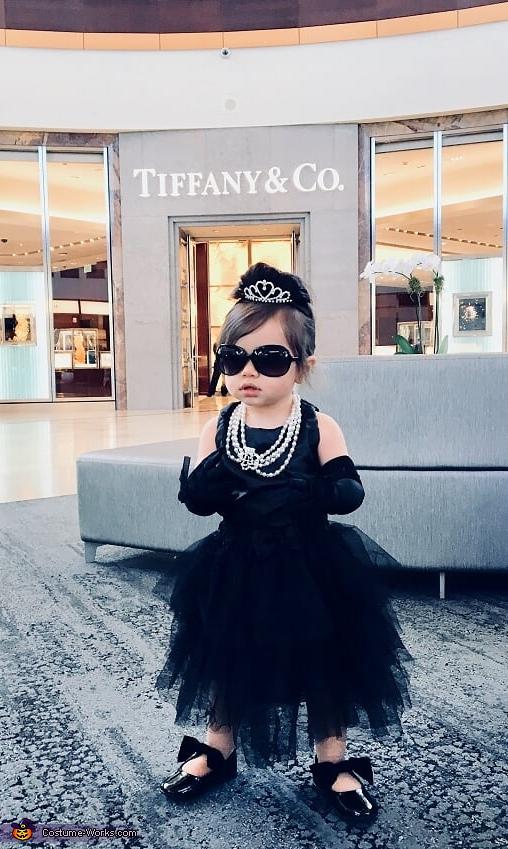 Breakfast at Tiffany's Costume