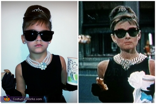 Breakfast at Tiffany's, Breakfast at Tiffany's Costume