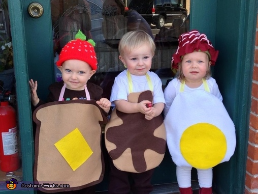 Breakfast Food Costumes