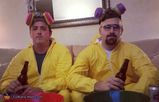 breaking bad costume - Halloween Costume Breaking Bad