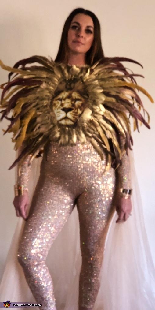 Bri-once Lion King Costume
