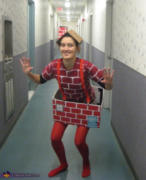 Brick House 2, Brick House Costume