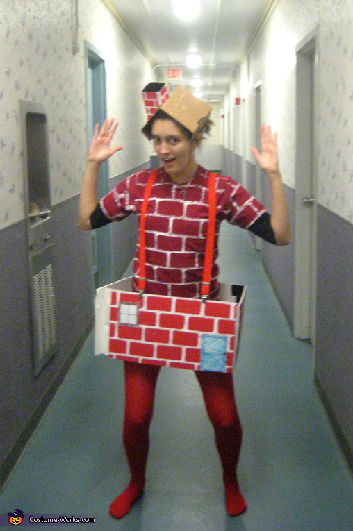 Brick House Costume