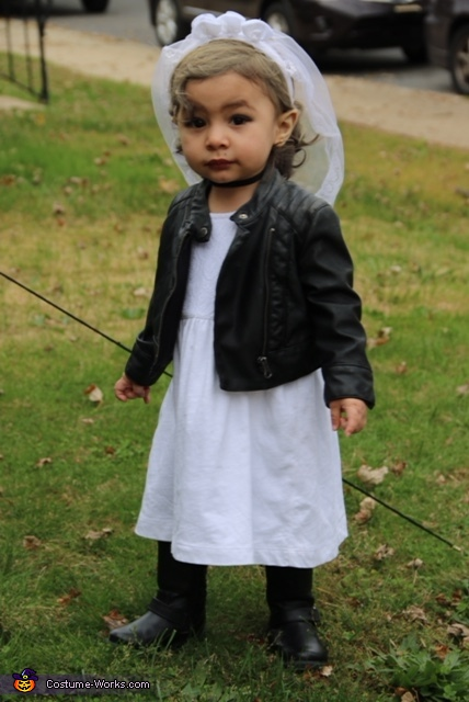 Bride of Chucky Baby Halloween Costume