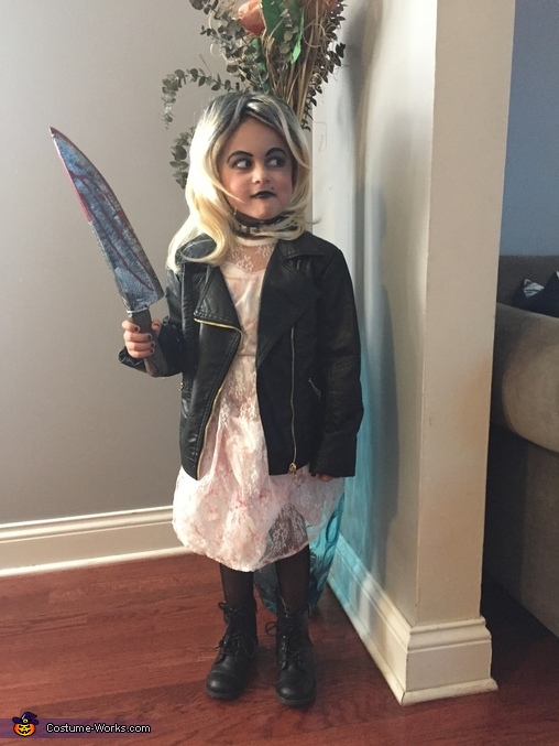 Evil eye bride of chucky, Bride of Chucky Costume