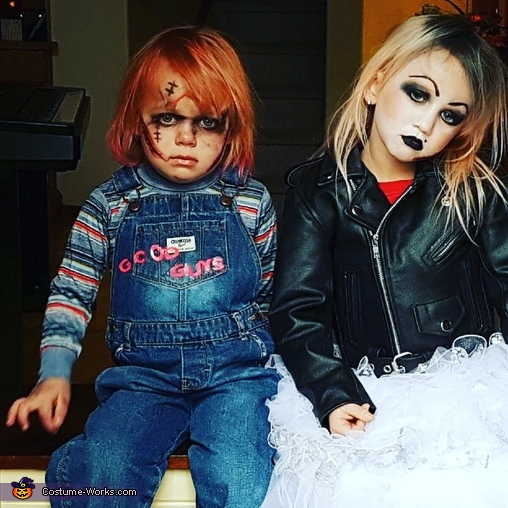 Child's Play Bride of Chucky Costume